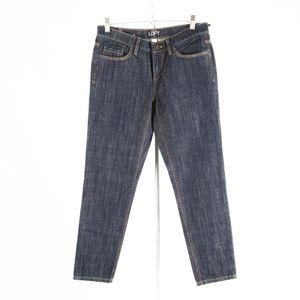 ANN TAYLOR Loft – Boyfriend Jeans – Size 0